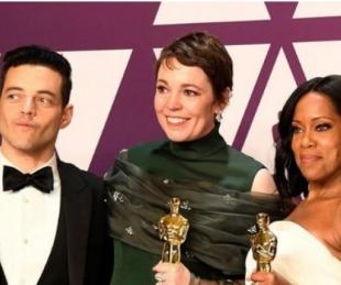 foto: Colman, Malek, King y Ali entre los presentadores del Oscar