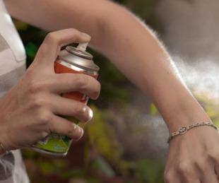 foto: En crema o aerosol: un repelente puede llegar a costar 400 pesos