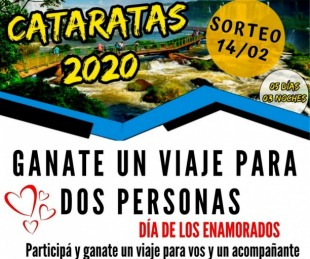 foto: Radio Sudamericana y Land Travel te llevan a las Cataratas del Iguazú