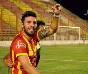 foto: Jugador de Sarmiento no jugará hasta que pague cuota alimentaria