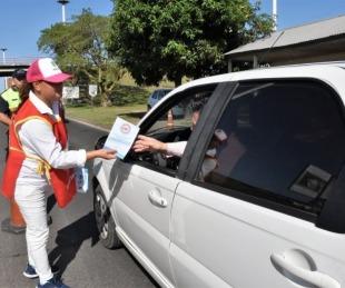 foto: La Municipalidad profundiza la campaña de prevención contra el Dengue