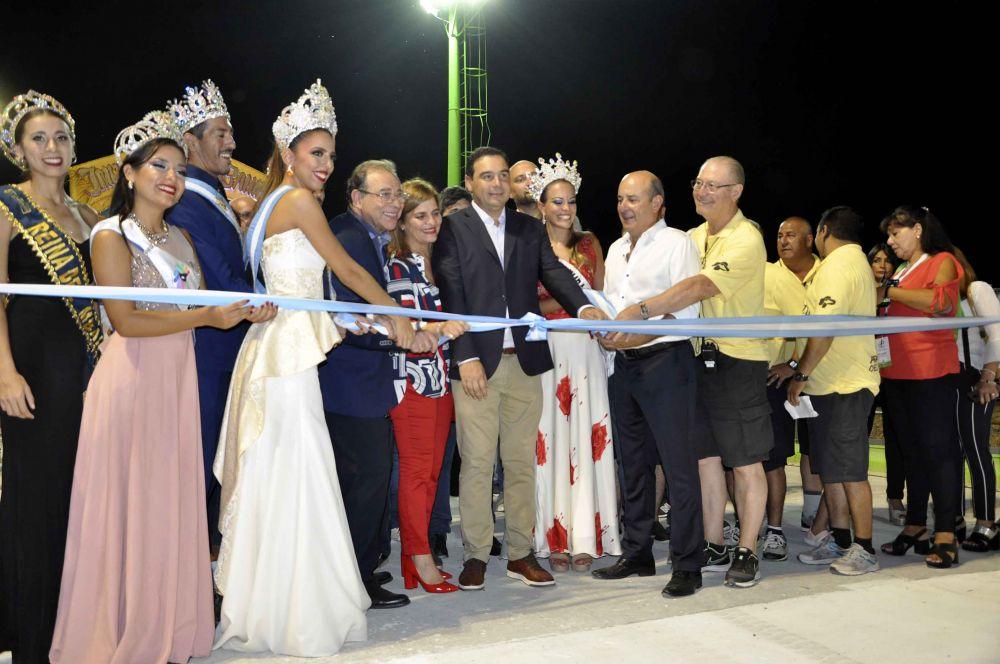 Valdés encabezará la presentación del Carnaval de Corrientes 2020