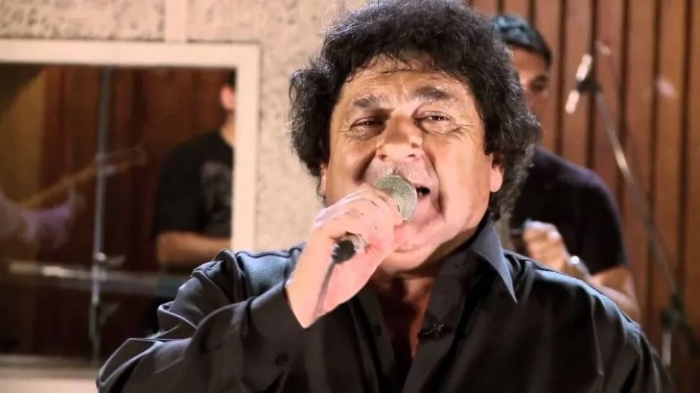 El cantante de Los Palmeras reveló que sufrió un ACV