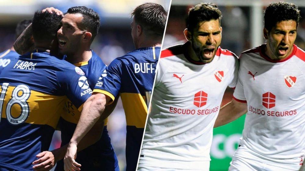 Con el debut oficial de Russo, Boca recibe a Independiente