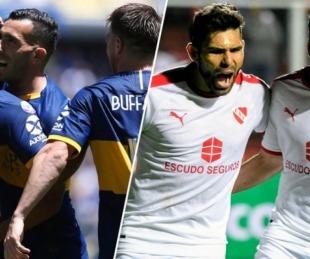 foto: Con el debut oficial de Russo, Boca recibe a Independiente