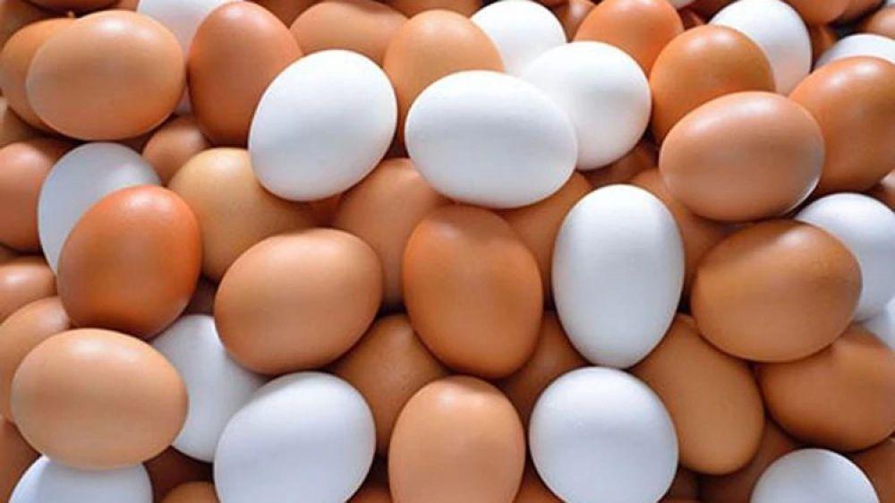 El consumo interno de huevos aumentó un 5% en 2019