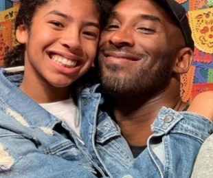 Gianna, una de las hijas de Kobe Bryant murió junto a su padre
