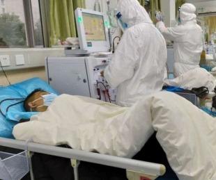 foto: China elevó a 80 la cifra de muertos por el coronavirus