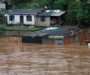 foto: Hay 53 muertos y 19 desaparecidos por las fuertes tormentas en Brasil