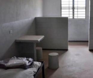 foto: La cárcel de Dolores por dentro: así será la vida de los rugbiers