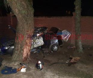 foto: Ya son dos los muertos por el fatal accidente en acceso a Santa Ana