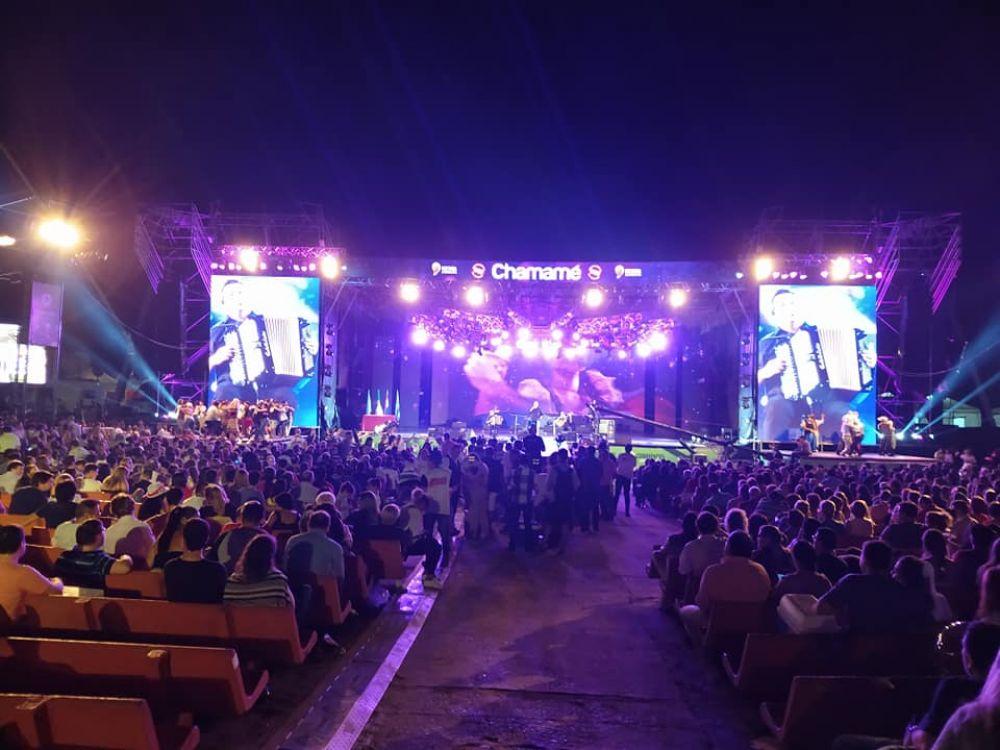 La Fiesta Nacional del Chamamé cerró y ya tiene fecha para el 2021