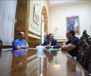 foto: Valdés otorgó beneficios a empresas, para impulsar inversiones