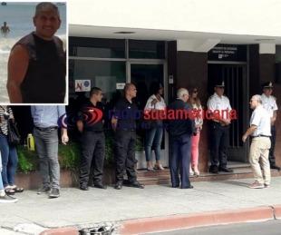 foto: Despiden al abogado correntino que murió en playas de Brasil