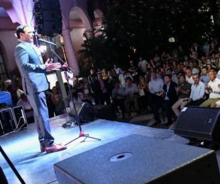 foto: Carnavales: el Gobernador Valdés anunció mejoras en infraestructura