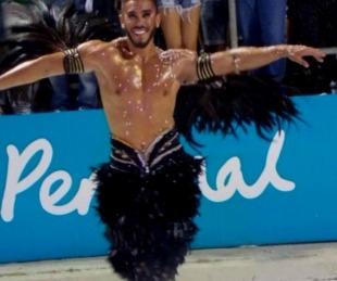 foto: Conmoción: el bailarín fallecido formó parte de Sapucay en 2015