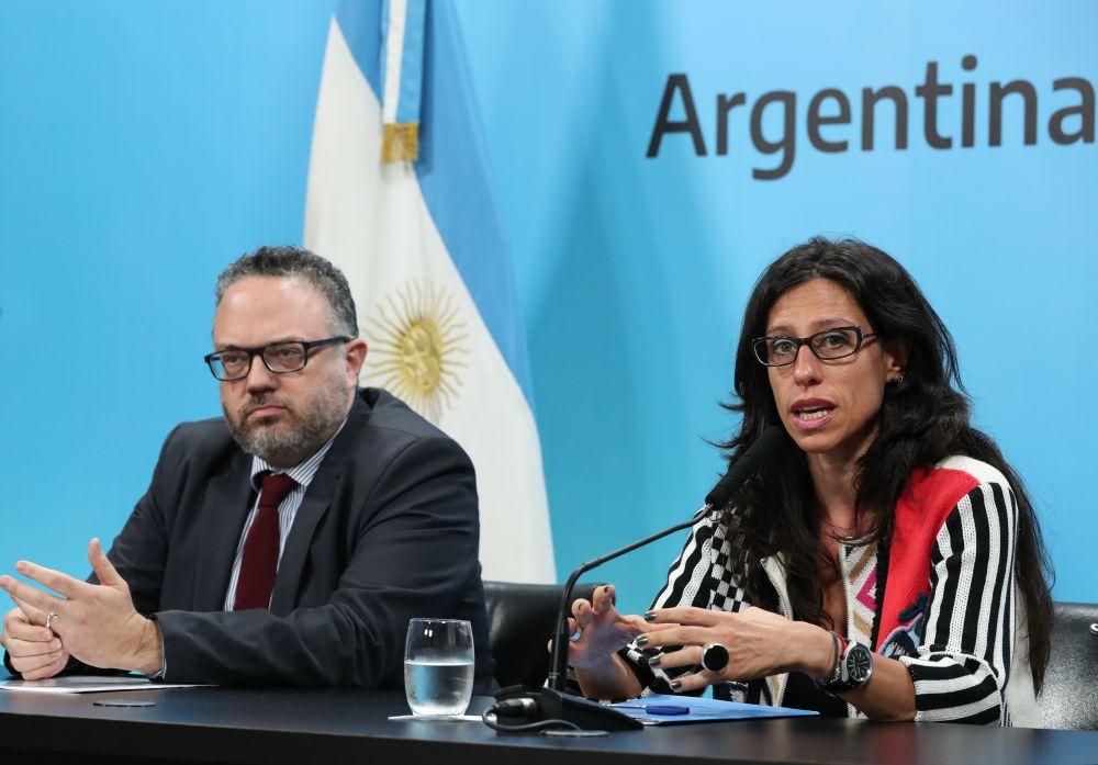 foto: Nación lanzó el programa Vuelta al cole con Precios Cuidados