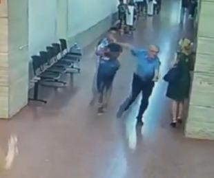 foto: Video: salvaron a un bebé con maniobras de RCP en Rosario