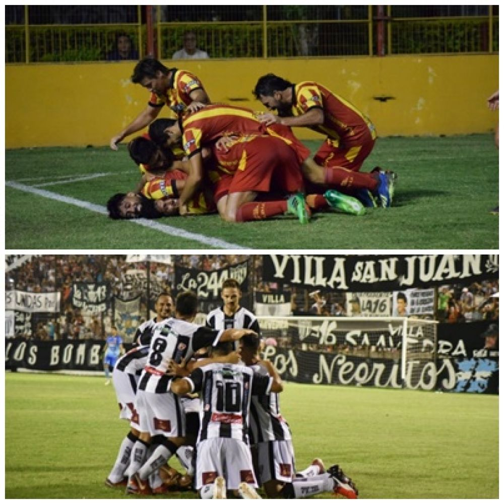 foto: Boca Unidos y Chaco For Ever participarán de la Fase Final