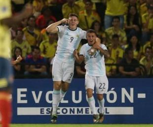 foto: Argentina le ganó a Colombia y se consagró campeón del Preolímpico