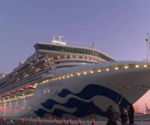 foto: Uno de los argentinos varados en el crucero japonés tiene coronavirus