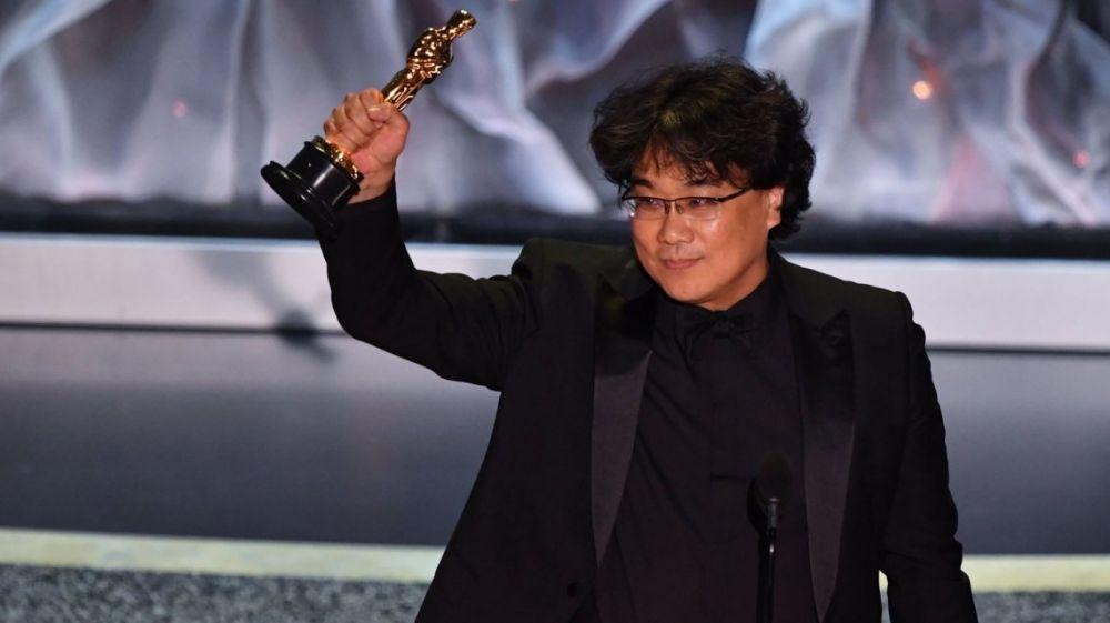 foto: Parasite: se llevó los premios a mejor película, guión y director