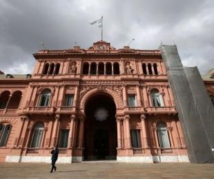 foto: El Gobierno nacional limitó designaciones en el Estado