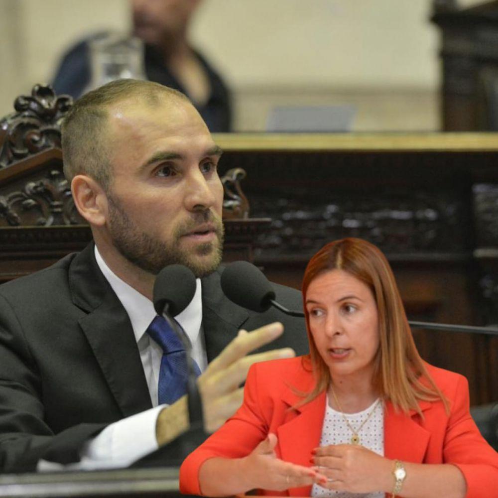 foto: Me pareció que Guzmán daba una clase de macroeconomía