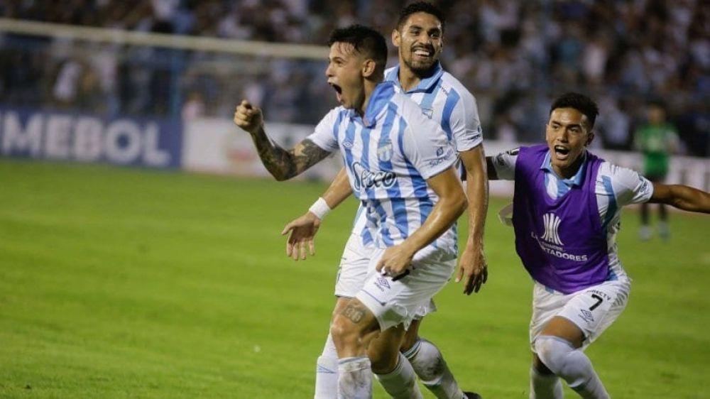 foto: Atlético Tucumán eliminó al The Strongest por penales