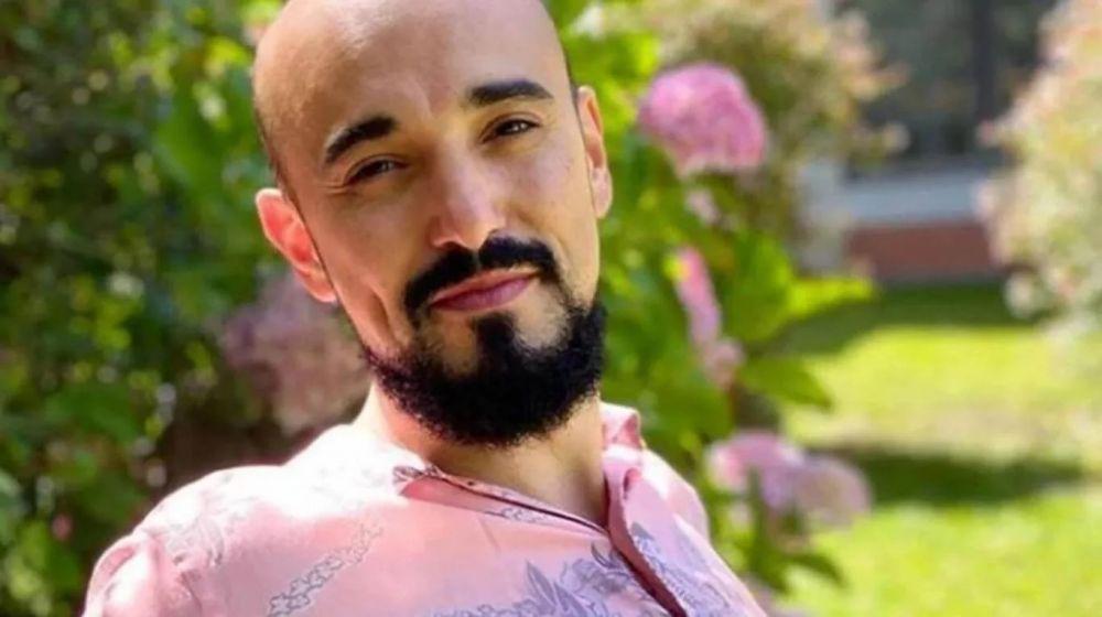 Abel Pintos derritió las redes con un romántico posteo para su novia