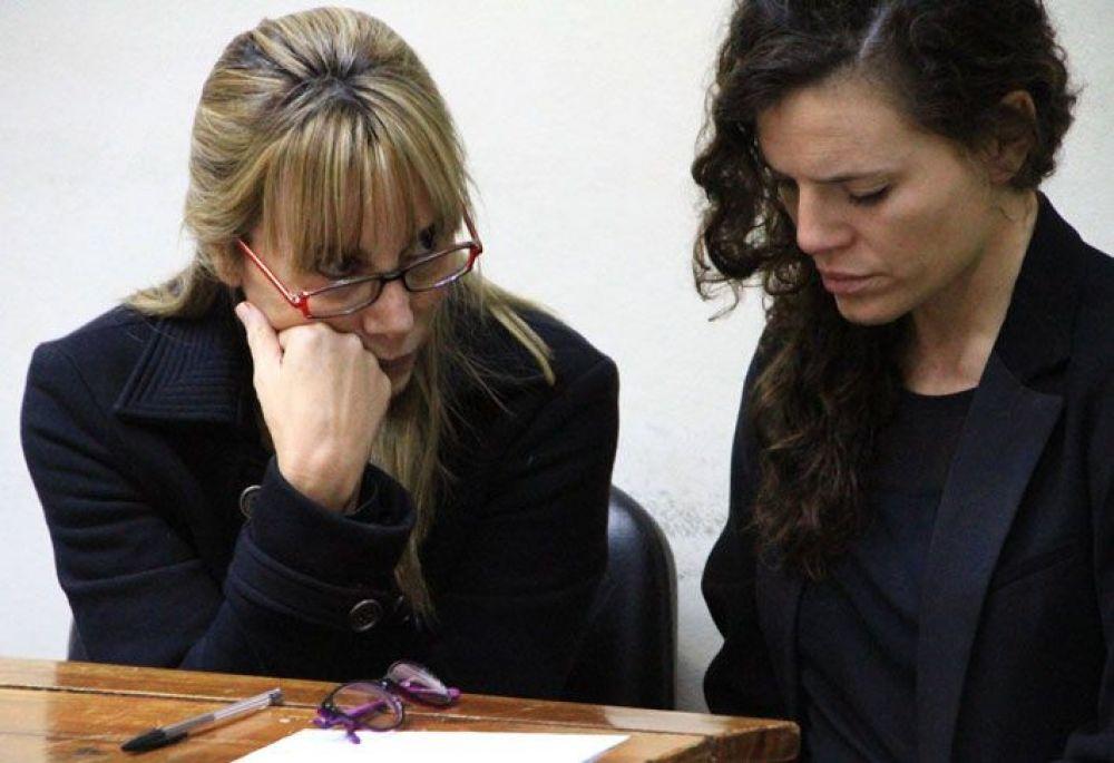 Andrea Torres Condado ya fue detenida y trasladada al Pelletier