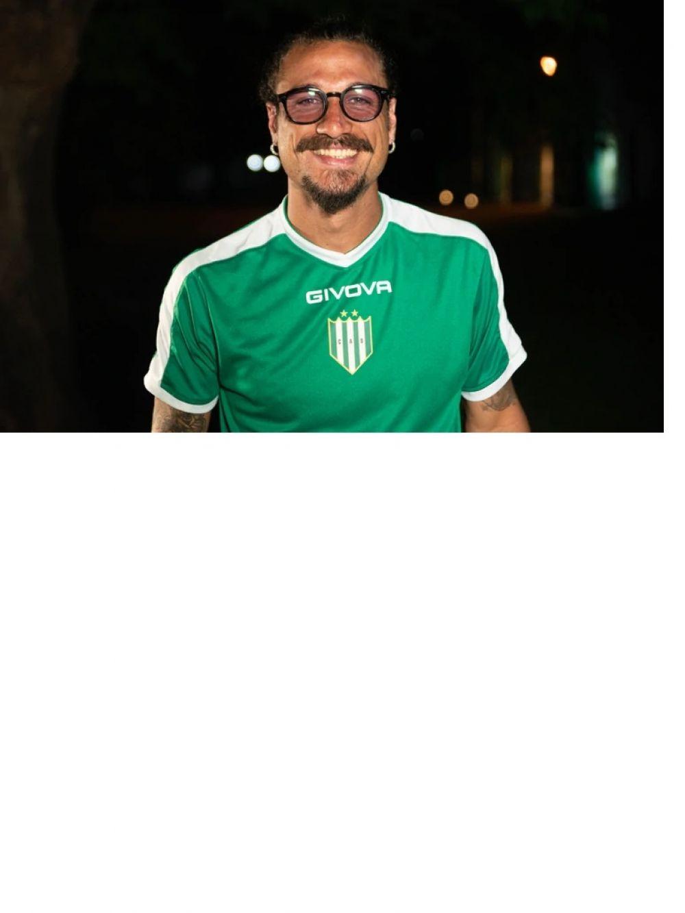 Daniel Osvaldo podría debutar en Banfield contra River