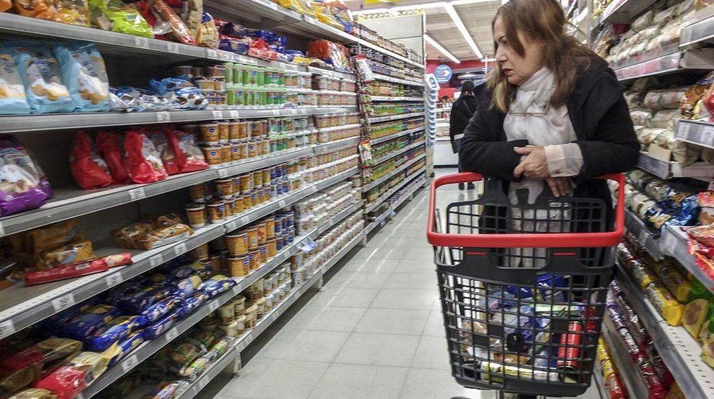 Los alimentos subieron 4,7%: el febrero sería menor el impacto