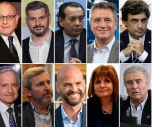 foto: El patrimonio de los ministros de Macri cuando dejaron el poder