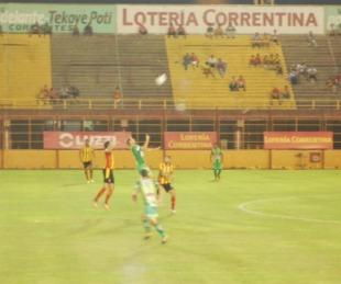 Boca Unidos cayó ante Unión de Sunchales en Corrientes