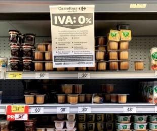 foto: Devolución del IVA: será en compra de alimentos y tendrá un tope