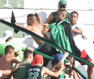 foto: Por los incidentes en los partidos la AFA emitió un comunicado