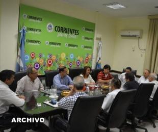 foto: Provincia convocó a los gremios docentes para discusión salarial