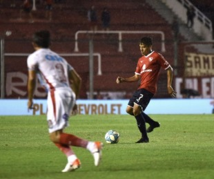 foto: Independiente le empató 1-1 a Arsenal sobre el final