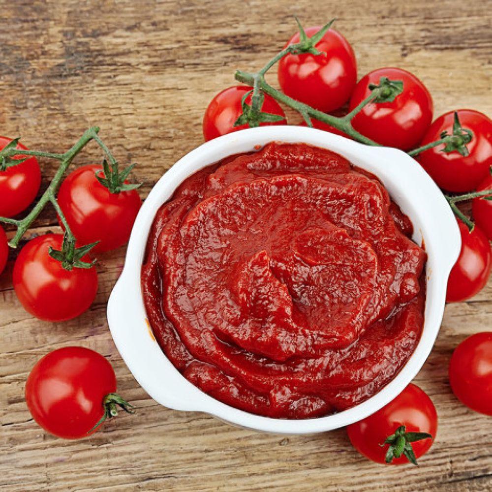 foto: Prohíben una pulpa de tomate y un suplemento hormonal