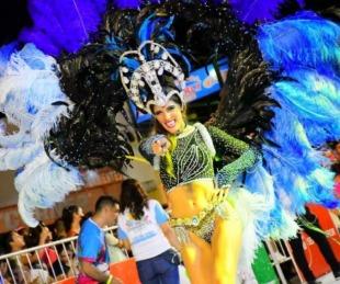 foto: Por el mal tiempo se suspendió el cierre de los Carnavales Barriales