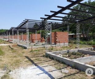 foto: Provincia construye viviendas para familias en emergencia habitacional