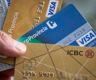 foto: Baja de las tasas en tarjetas: