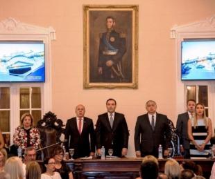 foto: La apertura del Período de Sesiones será el domingo a las 9:30