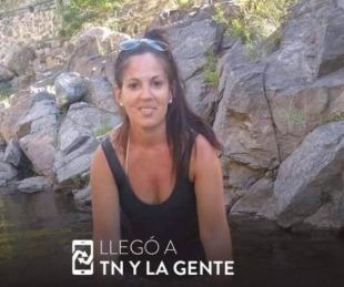 foto: El cuerpo encontrado en Capilla del Monte es de Mariela Natalí