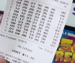 foto: Ganó la lotería pero se olvidó de reclamar el premio