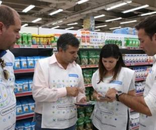 foto: Sancionaron a una cadena internacional de supermercados