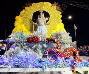 foto: Carnaval: Premiaron carrozas y trajes con material reciclable