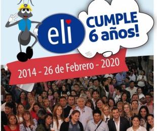 foto: ELI celebra su Aniversario en comunidad en toda la provincia
