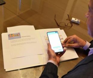 foto: Corrientes sumaría catálogo para bajar libros gratis en el celular